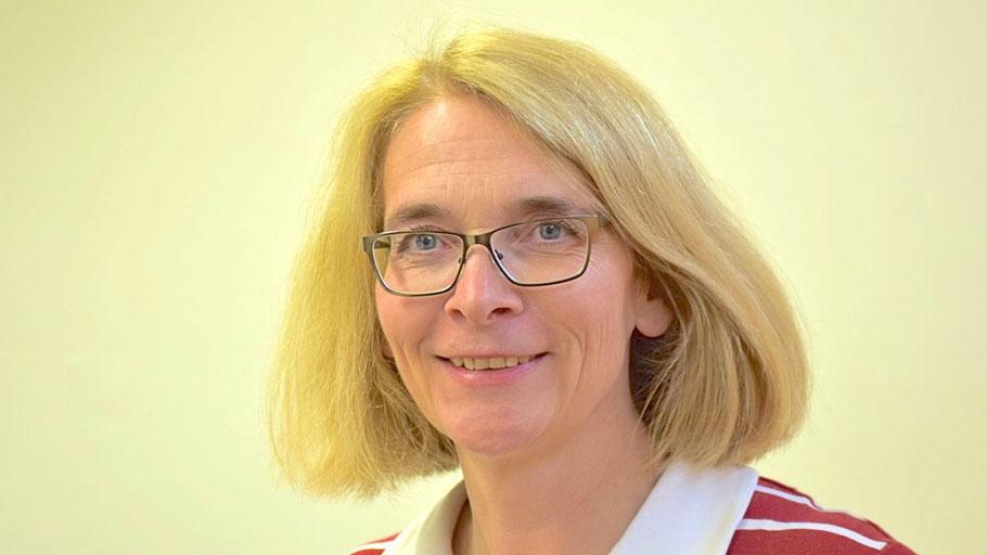 Muss weniger an den Kreis überweisen: Quickborns Kämmerin Sabine Dornis