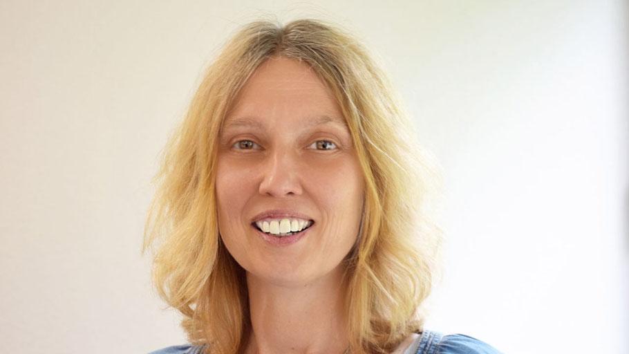 Nicole Münster von der Stadt Quickborn ist für den Eulen-Flohmarkt zuständig