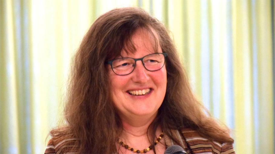 Freut sich auf ihre neue Aufgabe als Leiterin der Grundschule Mühlenberg: Petra Schüddekopf