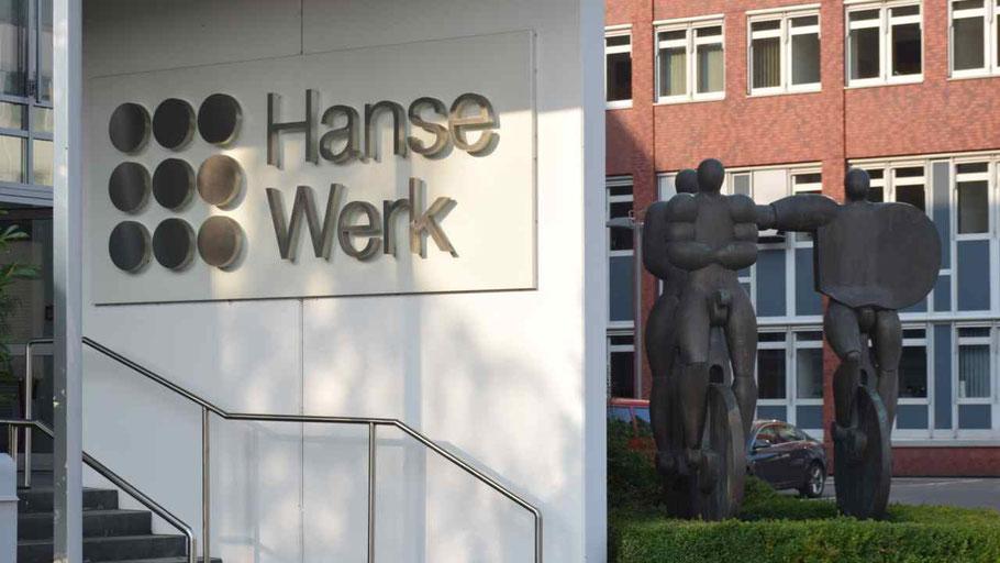 Die Schleswig-Holstein Netz ist ein Tochterunternehmen der in Quickborn ansässigen HanseWerk.