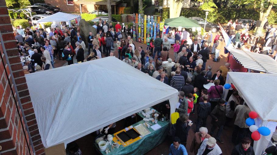 Viele Besucher erwartet die Katholische Kirchengemeinde zum 33. Ausländerfest.