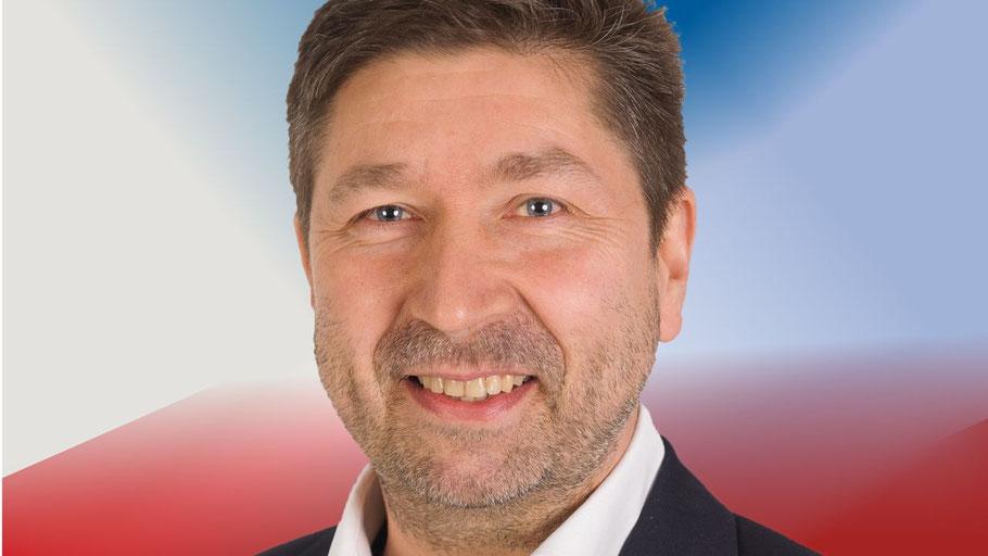 Robert Hüneburg (CDU) hat die Veranstaltung organisiert
