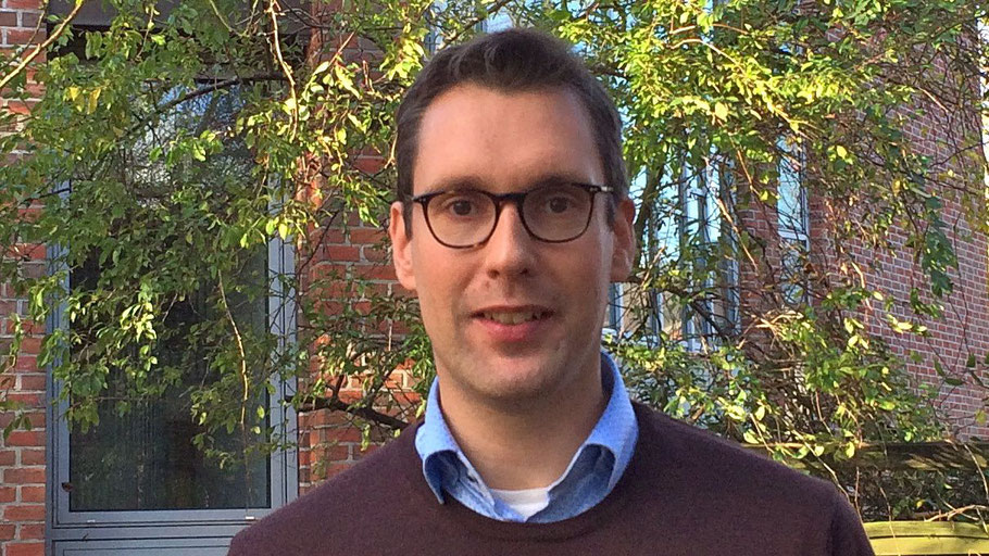 Dr. Georg Bergner ist der neue Pfarrer an der katholischen Kirche in Quickborn