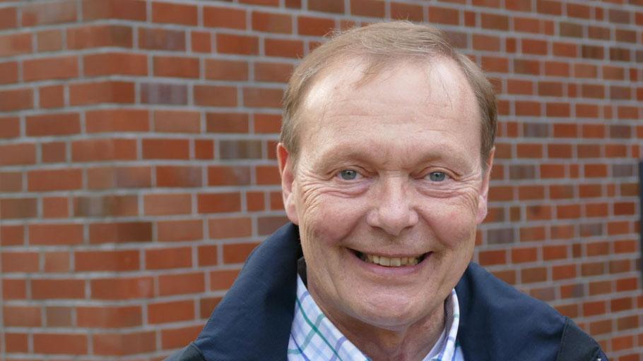 CDU-Pressesprecher Bernd Weiher hat über die Voschläge der SPD herzhaft gelacht.