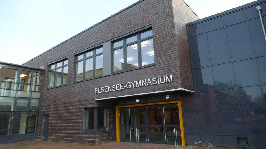Das Elsensee-Gymnasium ist Veranstaltungsort für die Beratungsgespräche
