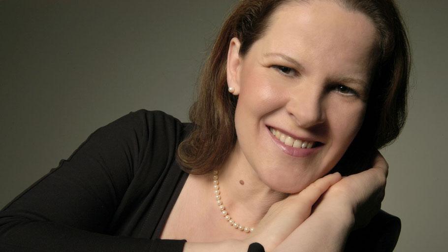 Ilse-Christine Otto ist eine der Solistinnen des Abends.