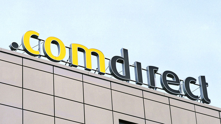 adresse comdirect bank