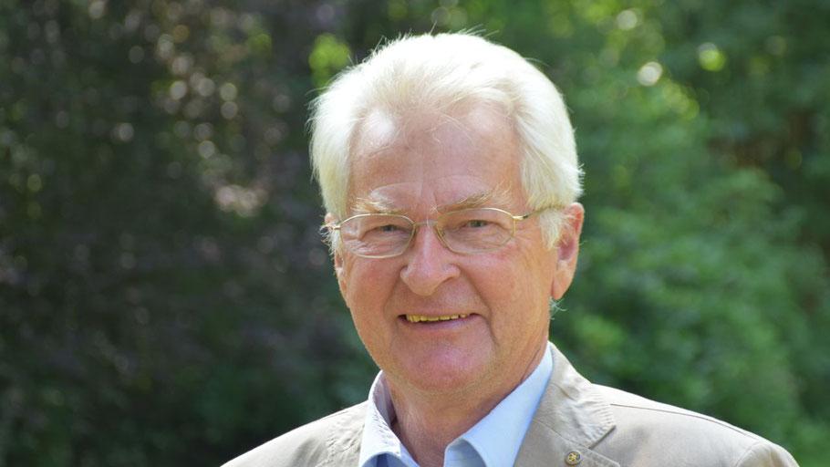 Peter Heydorn ist der neue Präsident der Rotarier