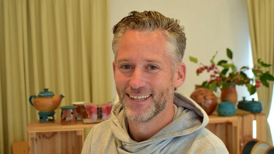 Philipp Wirtz, Leiter der Kinder- und Jugendarbeit der Ev. Kirche, hat die Theater-Aufführung vorbereitet