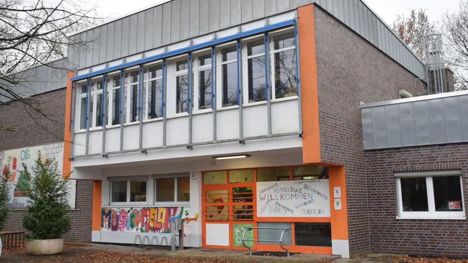 Das Haus der Jugend ist einer der Arbeitsplätze für den/die FSJ-ler/in