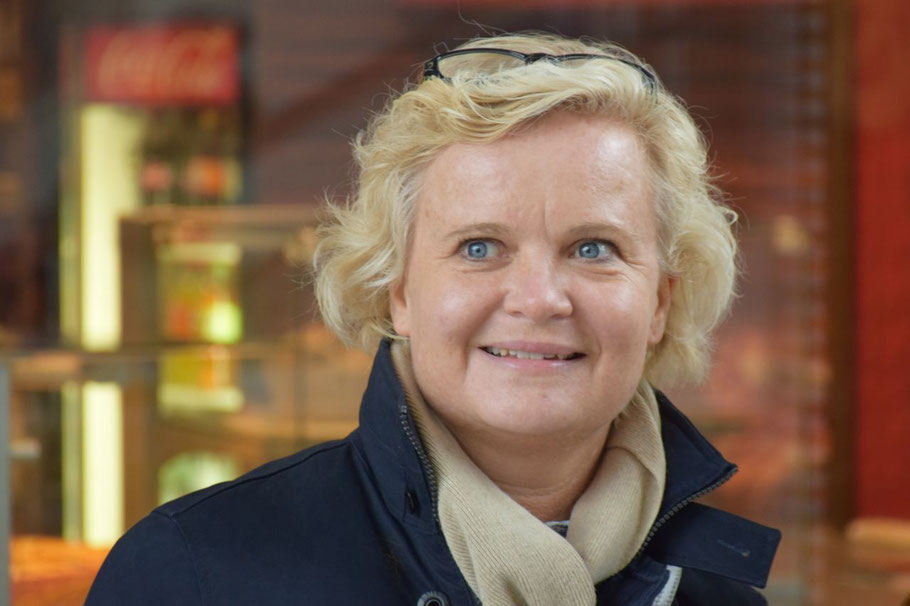 Nicole Eickhoff, Koordinatorin des DRK-Familienzentrums, freut sich, jetzt auch wieder Veranstaltungen anbieten zu können