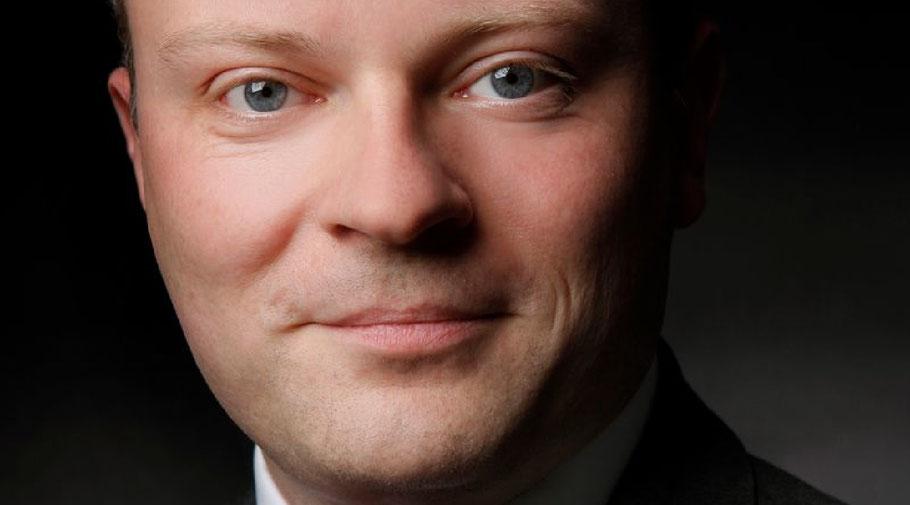 Rotarier Dr. Stefan Liebing gab den Anstoß für die Nothilfe-Aktion