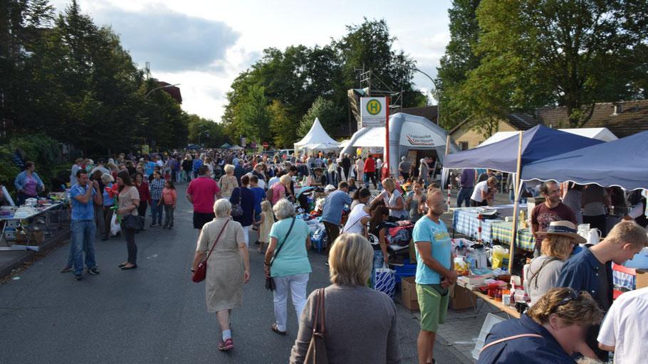 Wer als Anbieter beim Eulenfest-Flohmarkt dabei sein will, sollte sich den 19.Juli merken.