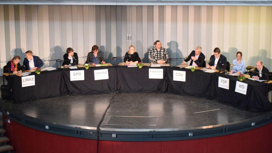Damit die Wahl dieser Kandidaten ordnungsgemäß abgewickelt wird, werden in Quickborn Wahlhelfer für die Landtagswahl gesucht