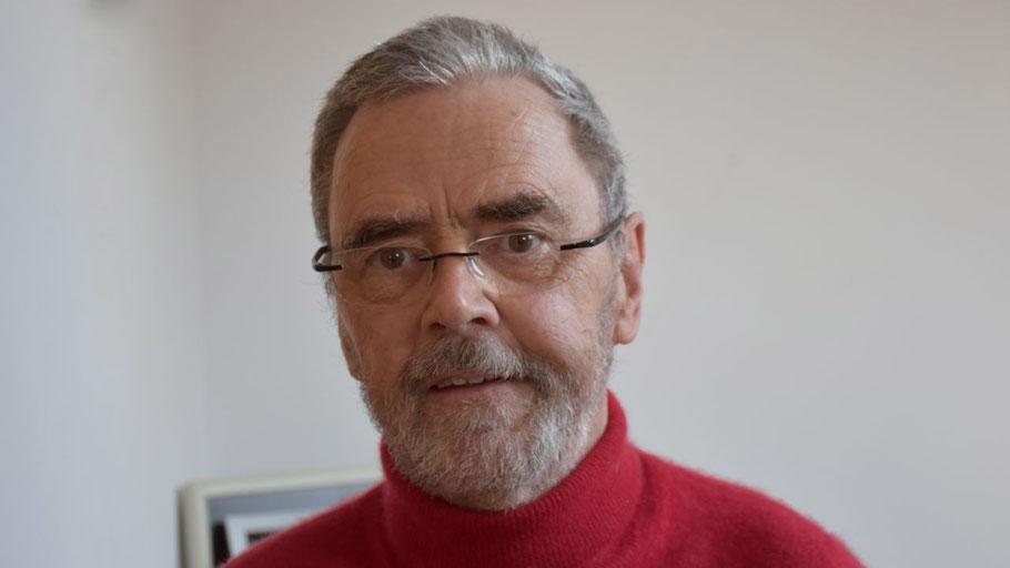 Richard Janssen kann als 1. Vorsitzender des Kinderhilfswerks Quickborn eine stolze Bilanz vorweisen.
