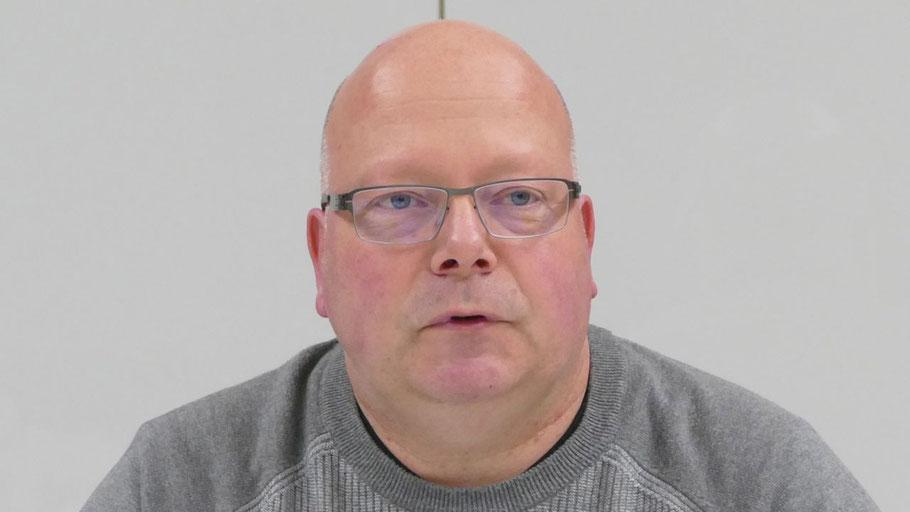 Dirk Salewsky ist neuer Fraktionsvorsitzender der Grünen in Quickborn