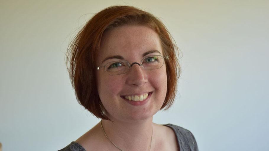 """Quickborns Gleichstellungsbeauftragte Hannah Gleisner engagiert sich für die Aktionen zum Thema """"Gewalt gegen Frauen""""."""