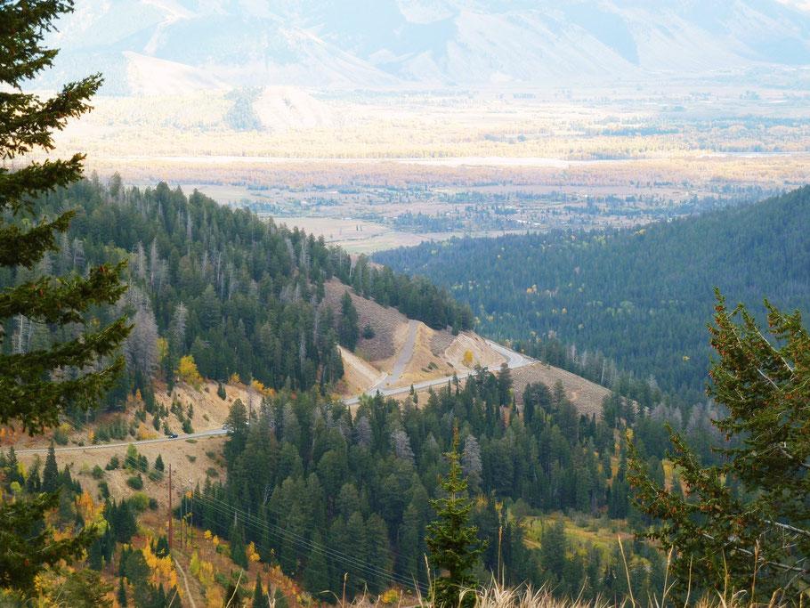 WY-22: Teton Pass Hwy