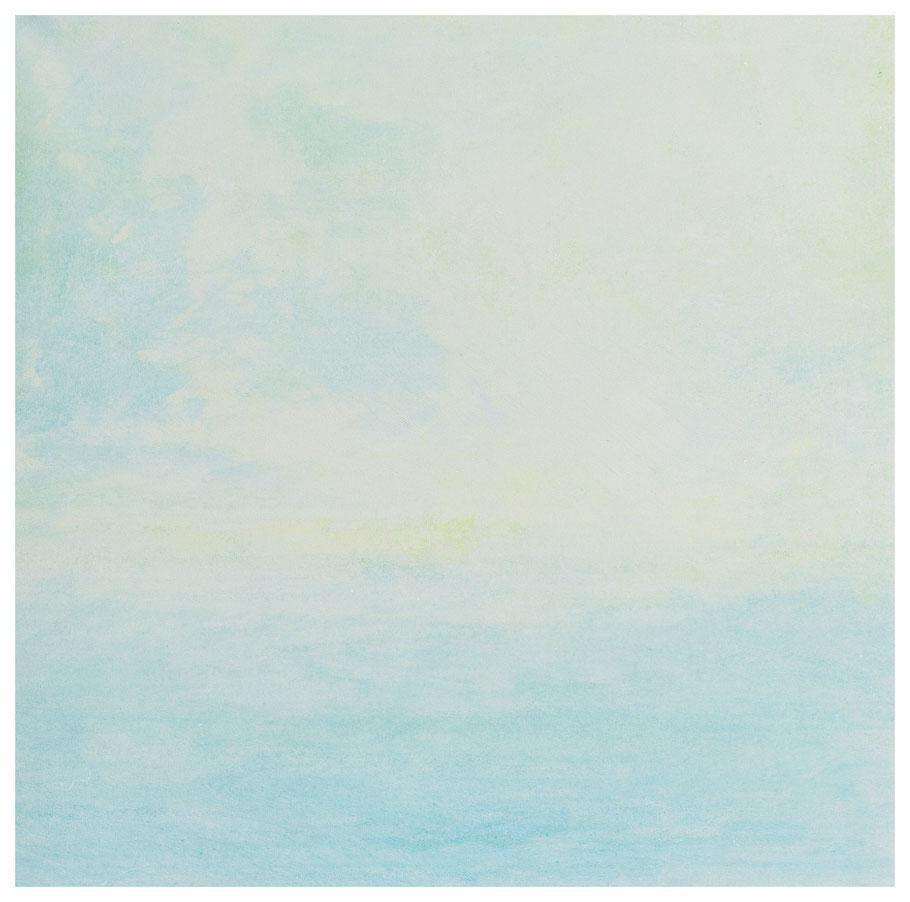 Die Weite, 86 x 86 cm, Copyright by Martin Uebele