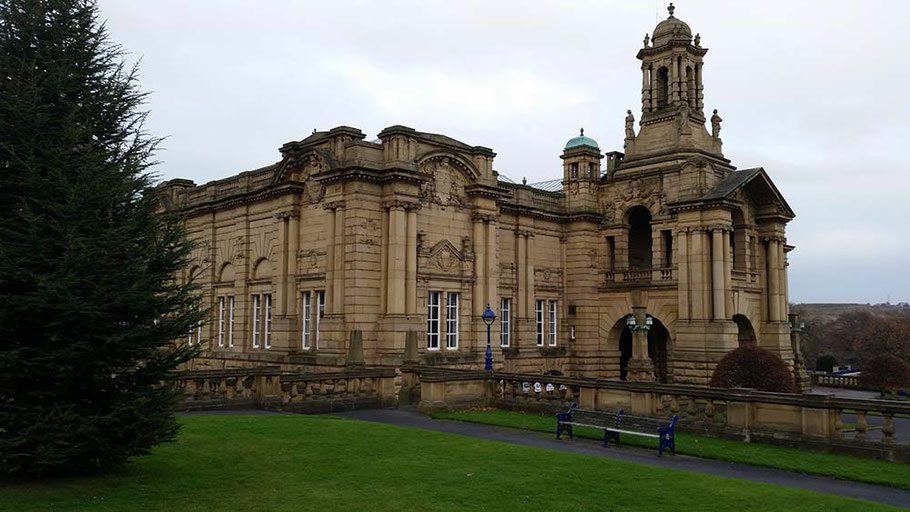 Cartwright Hall Bradford