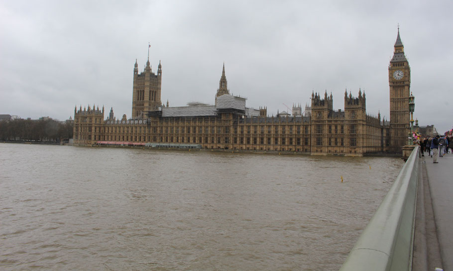 Westminster Palace, Londres.