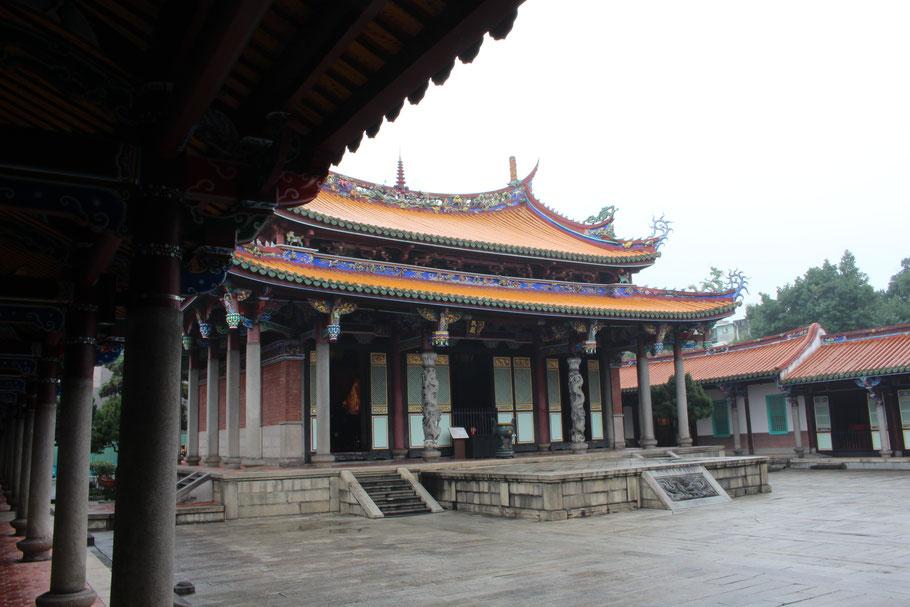 Confucius Temple, Taipei.