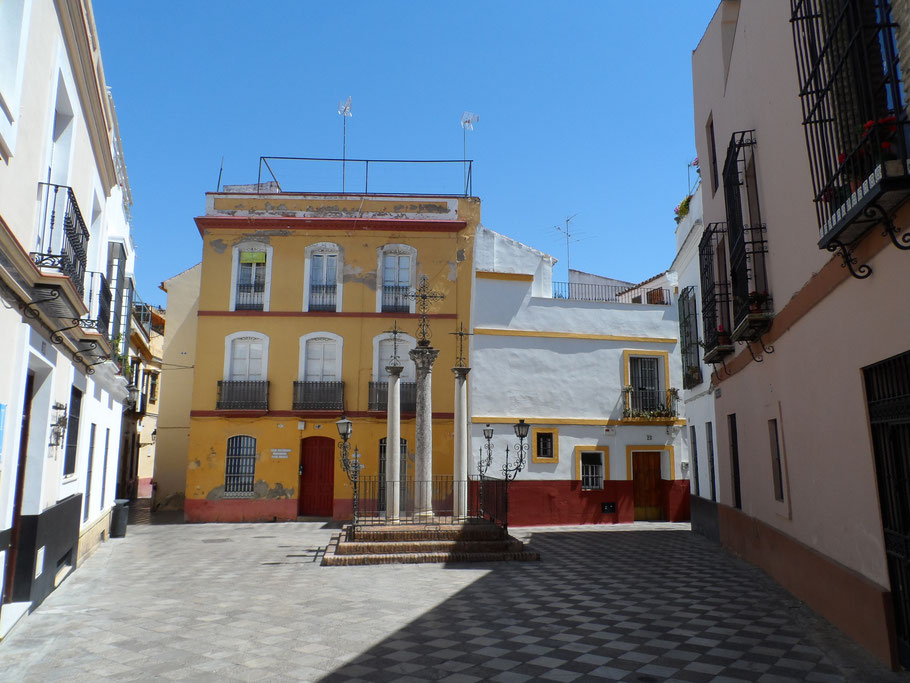 Barrio Santa Cruz.