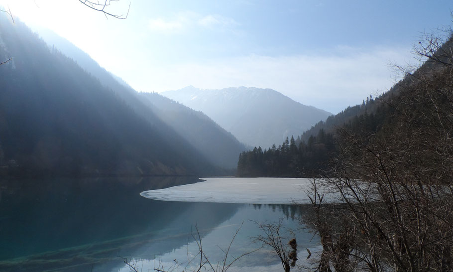 Jiuzhaigou Valley National Prak.