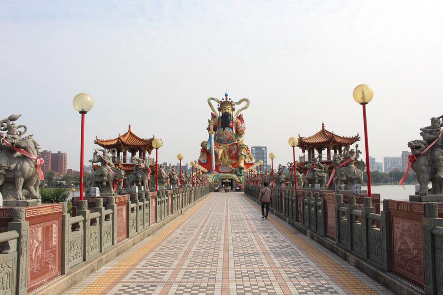 Pei Chi Pavillon, KaoHsiung, Taiwan.
