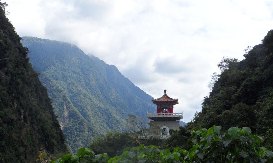 Gorges de Taroko.