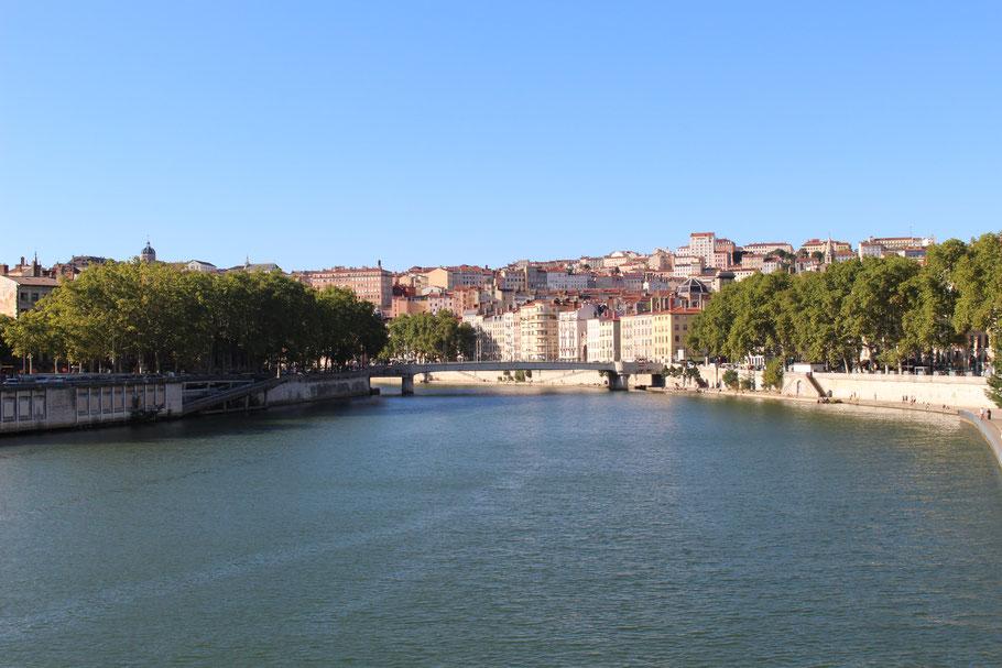 Saône, Lyon.