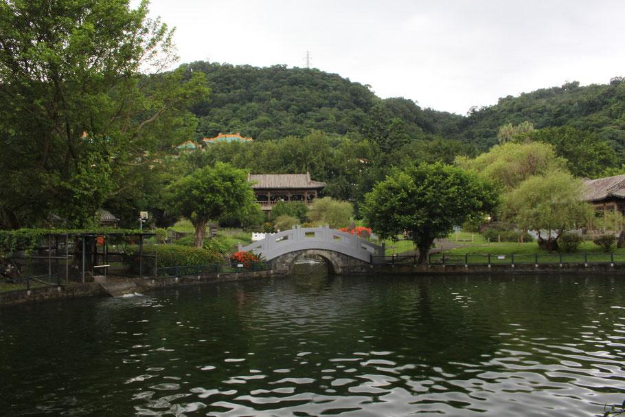 Chih-Shan Garden, Taipei.