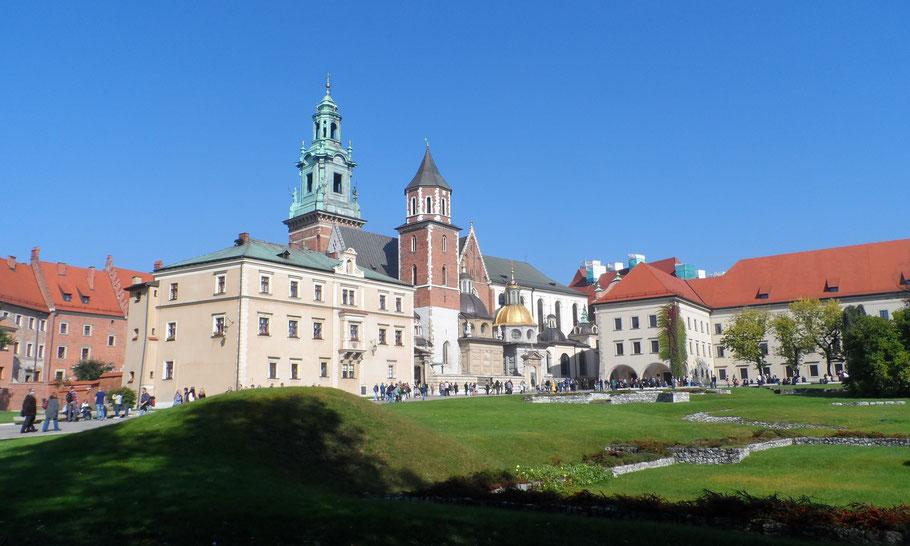 Cathédrale du Wawel, Cracovie.