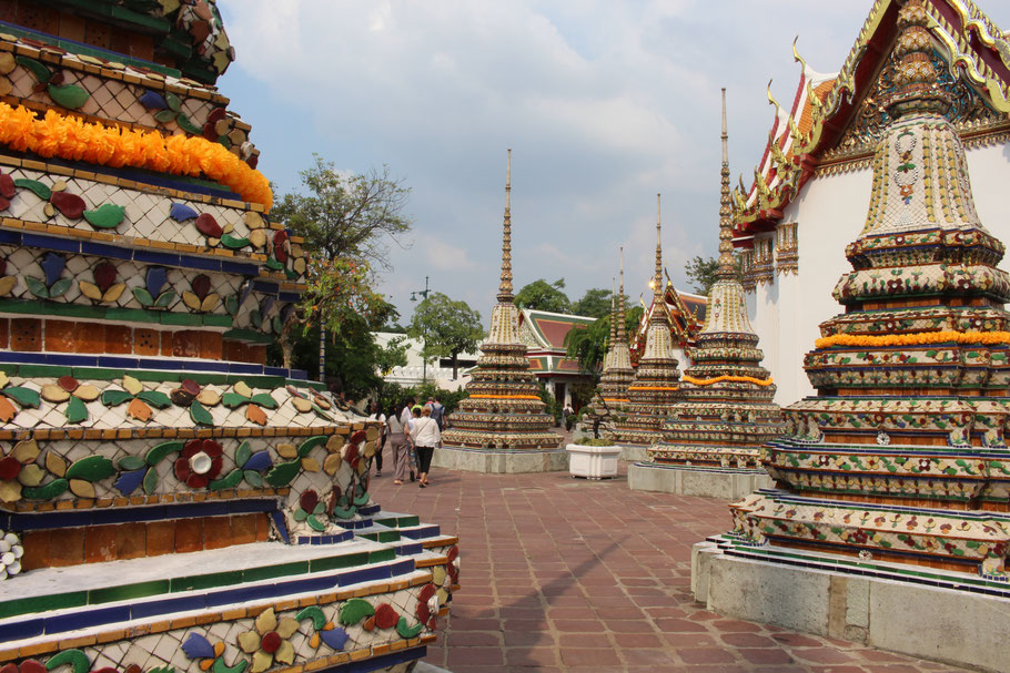 Wat Pho, Bangkok.