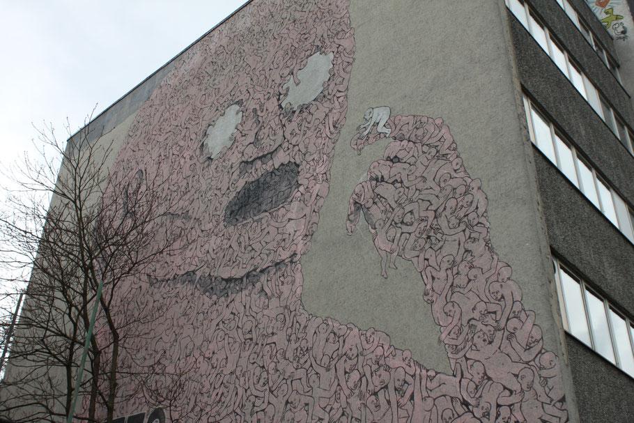 Leviathan, Kreuzberg.