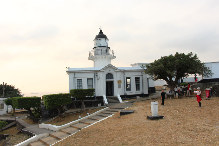 KaoHsiung Lighthouse, KaoHsiung, Taiwan.