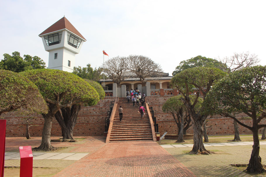 Anping Old Fort, Tainan
