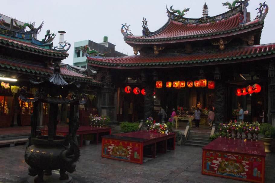 Temple Tianhou, Lukang.