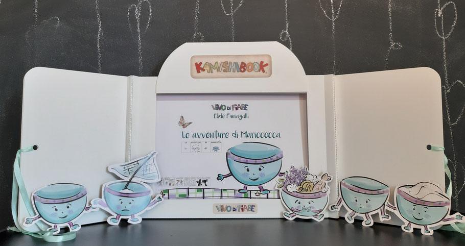 Kamishibai  tazza e latte emozioni  libri racconti valigia vendita teatrino burattino caa comunicazione aumentativa e alternativa teatro delle ombre cos'è