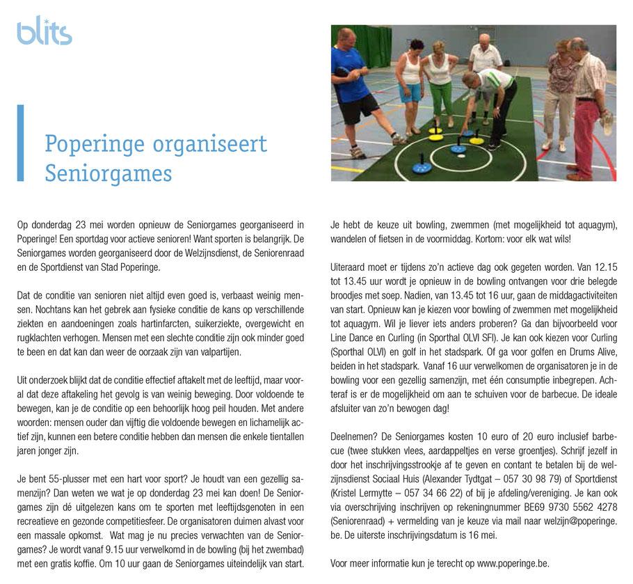 Artikel uit het BlTS-Magazine