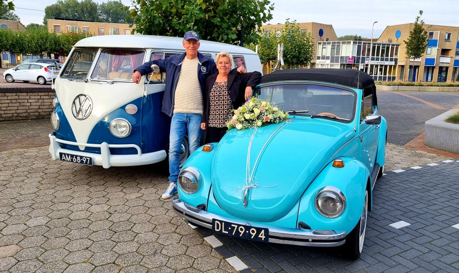 Huren Retro Volkswagen T1 Busje