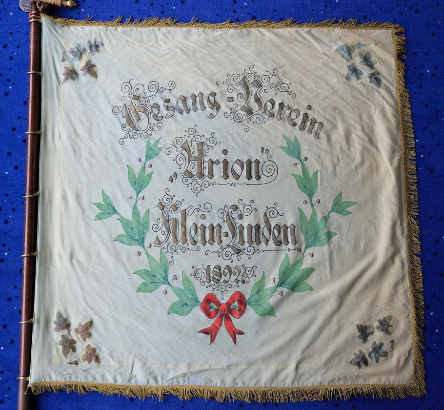 """Gesang - Verein """"Arion"""" Kleinlinden 1892"""
