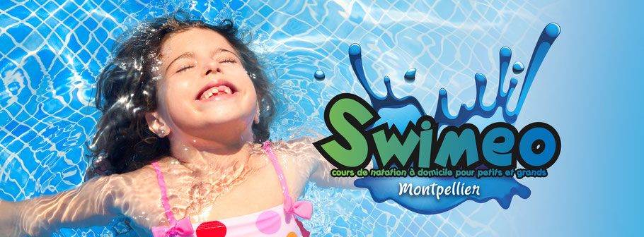 cours de natation à domicile à Montpellier