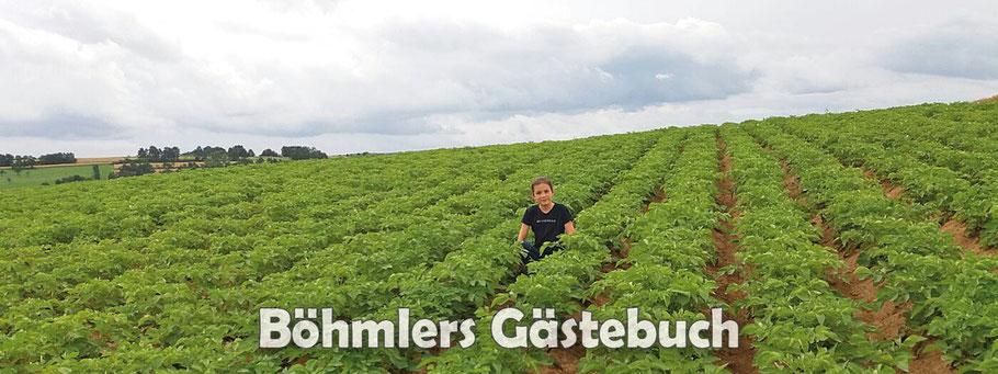 Böhmlers Gästebuch