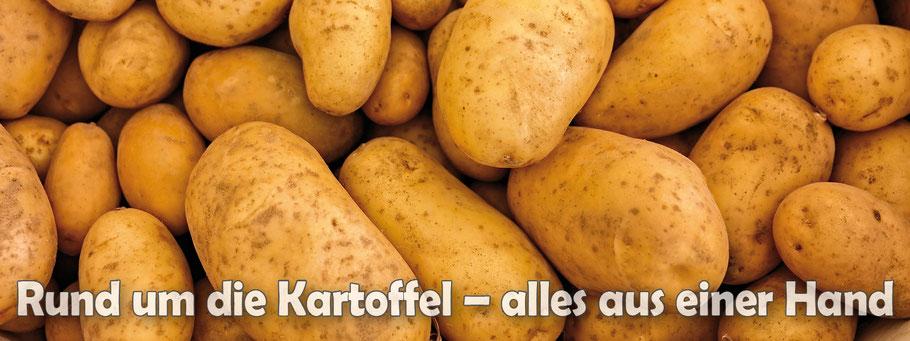 Rund um die Kartoffel – alles aus einer Hand