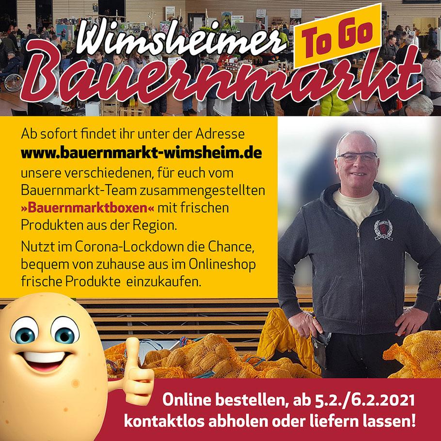 Wimsheimer Bauernmarkt 2020