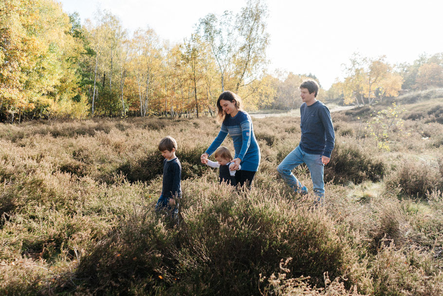 Kinder Familie Fotografie