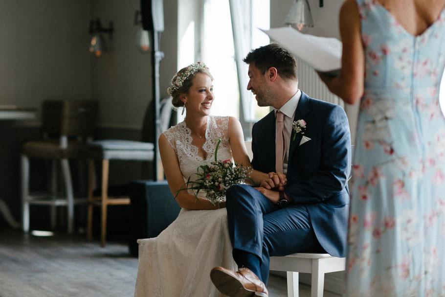 Hochzeitsfotograf Lächeln Hübsch