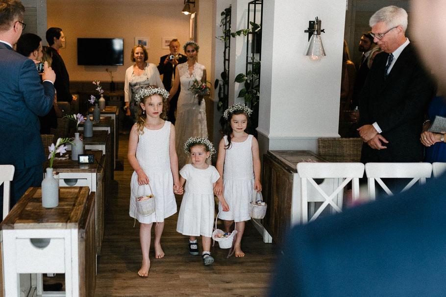 Hochzeit Trauung Kinder