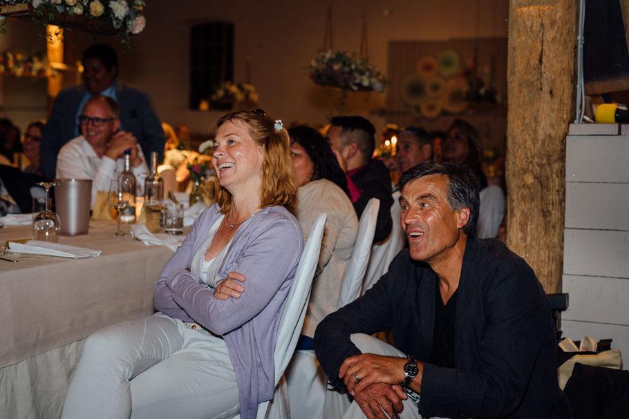 Freude Gäste Hochzeit Rede